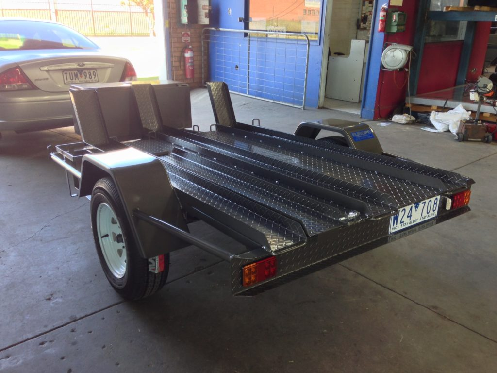 Car Trailers for Sale Melbourne, Victoria | Europe Trailers