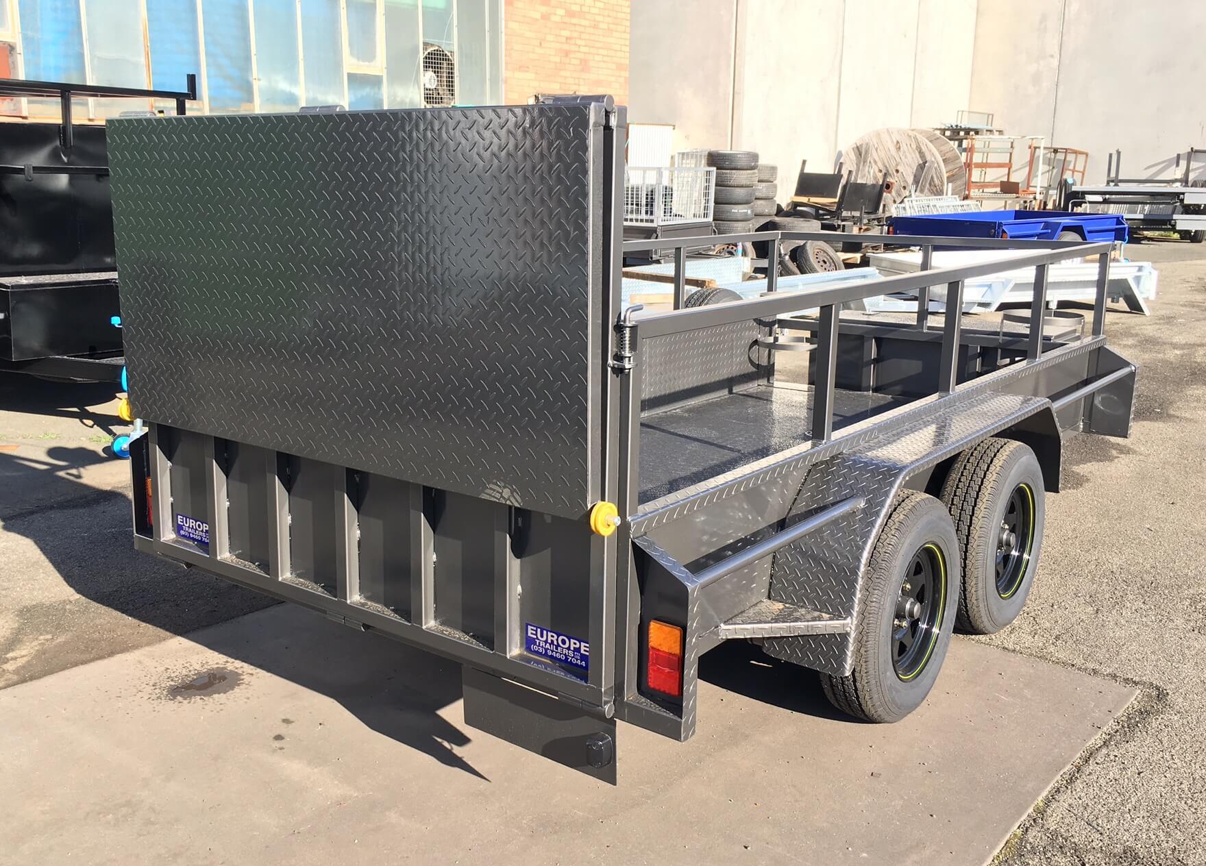 2.8tonne Forklift Trailer 1