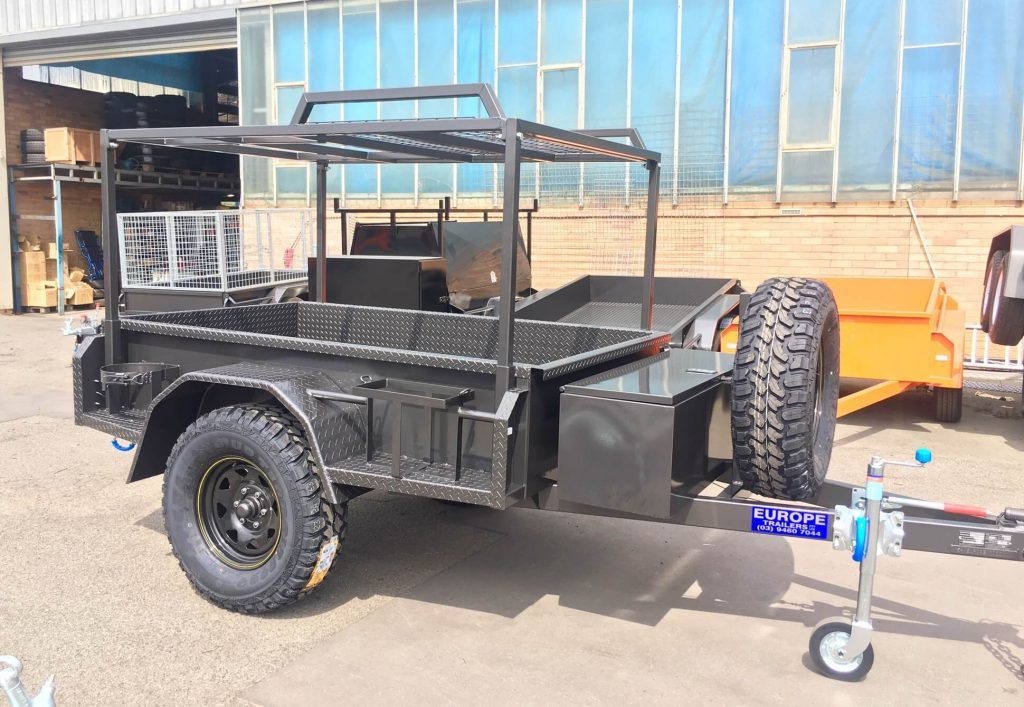 Off Road Trailers Melbourne | Off Road Trailer for Sale